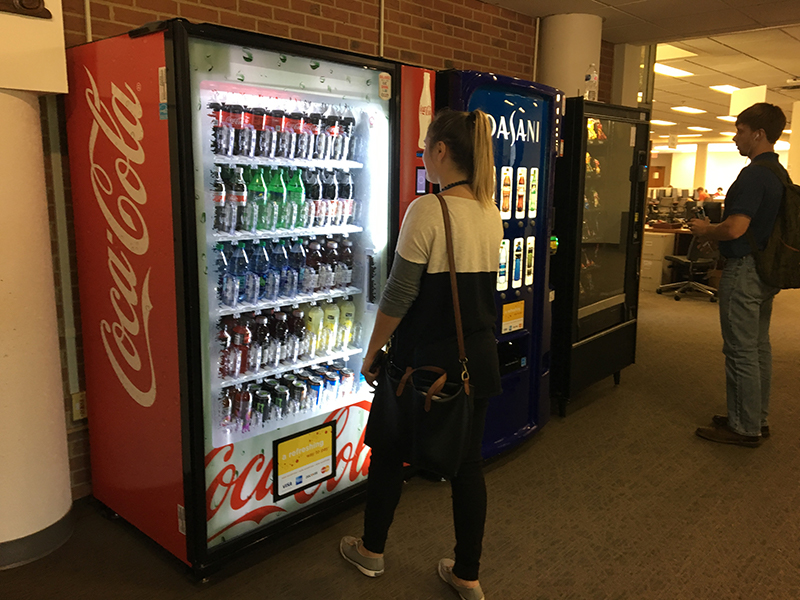 Vending Services | Kennesaw State University